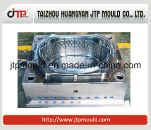 Zhejiang Customized Oval Shape Plastic PP Basket Mould