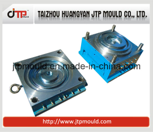 P20 50L Plastic injection Bucket Lid Mould