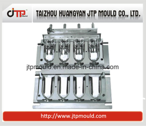 High quality 4 Cavities of Plastic Blowing bottle Mould