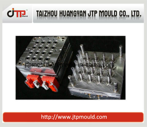 16 Cavities High Quality Mould of Plastic Test Tube