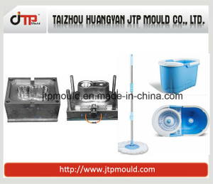 Affordable, Portable Home Mop Barrel Injection Mold