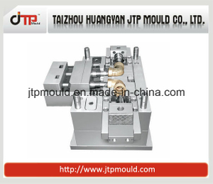 2 Cavities Plastic Pipe Fitting Mould