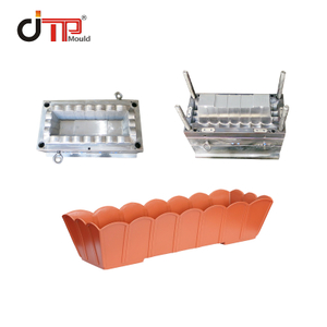 P20 Garden Plastic Flower Pot Injection Mould