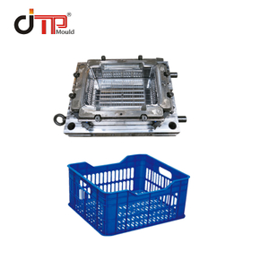 P20 Plastic Injection PP Vegetable Fruit Crate Mould