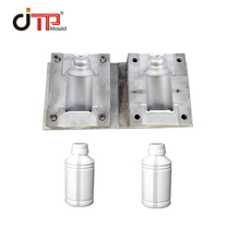 2 Cavity of Drink Bottle Plastic Blowing Mould