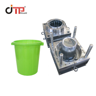 High Quality Customized Large Size Firm Bucket Mould
