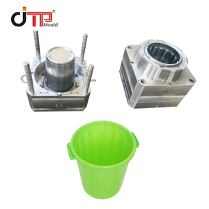 China Custom Plastic Injection Outdoors Big Dustbin Mould