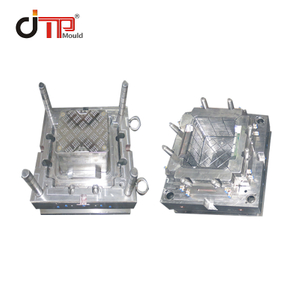 cheap price Good Quality Plastic Injection Fruit Crate Mould