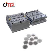 16 Caivities High Quality Plastic Injection Cap Mould