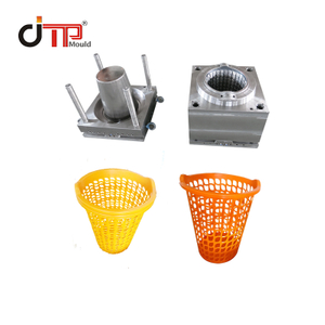 Hot Selling High Capacity Good Quality Factory Custom Plastic Injection Laundry Basket Mould