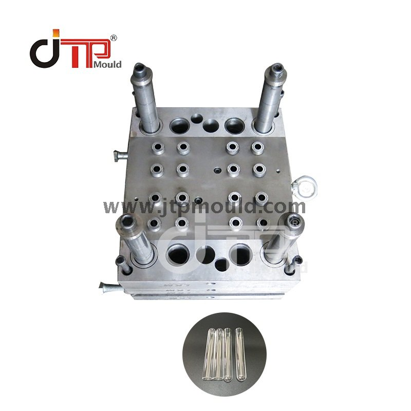 High precision medical 16 Cavity Test Tube Mould