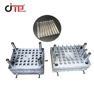 Plastic Injection PS Material 16&100 32 Cavities Medical Test Tube Mould
