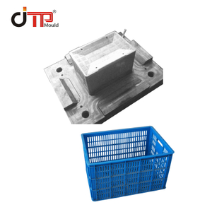 Special Design Vegetable Crate Injection Mould