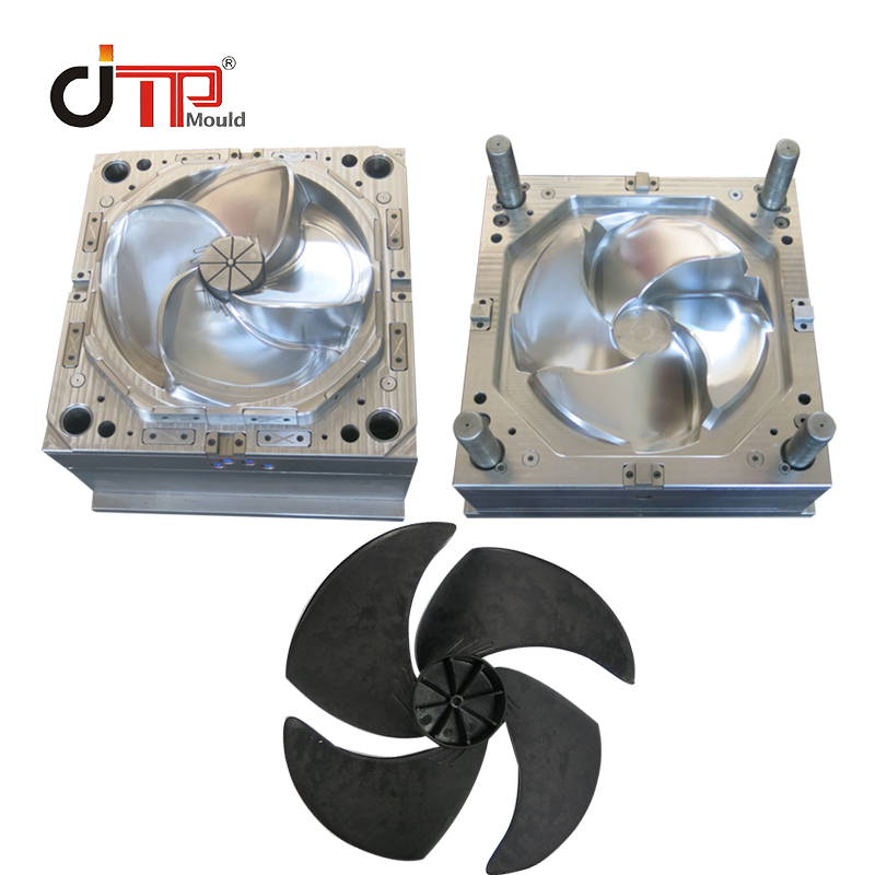 Injection Industrial Plastic Fan Blade Mould