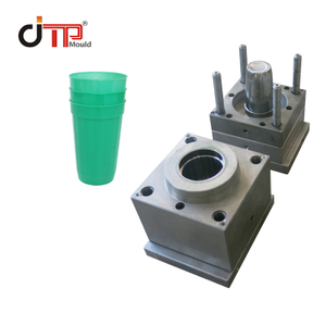PP Material Single Cavity Injection Plastic Injection Cup Mold