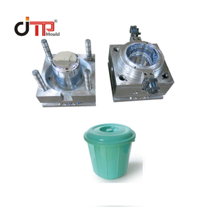 Factory Made Customized Good Quality Plastic Injection Bucket Mould