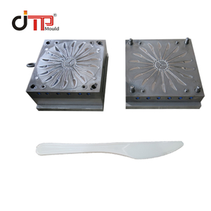50 Cavities Disposable Plastic Injection Knife Mould